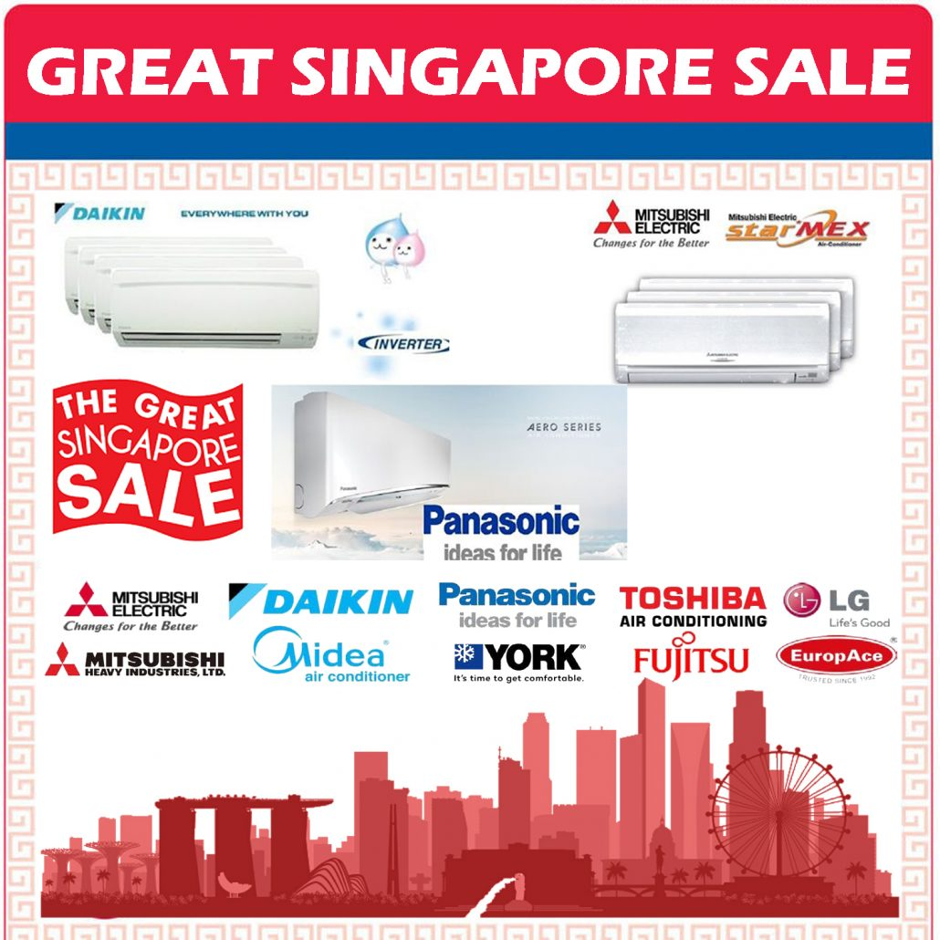 how to buy aircon singapore