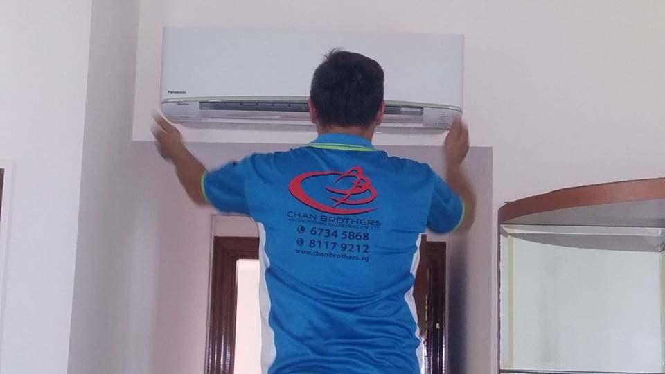Chan Brothers Aircon Servicing, Cleaning & Repair Singapore